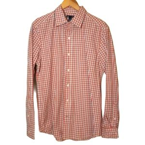 GAP | Casual gingham button down dress shirt